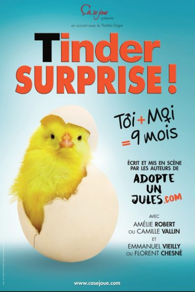 Tinder Surprise ! La nouvelle comédie Affiche